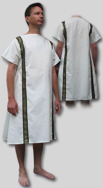 f4be4c03f63 Roman Tunic | History | Roman clothes, Roman dress, Ancient roman ...
