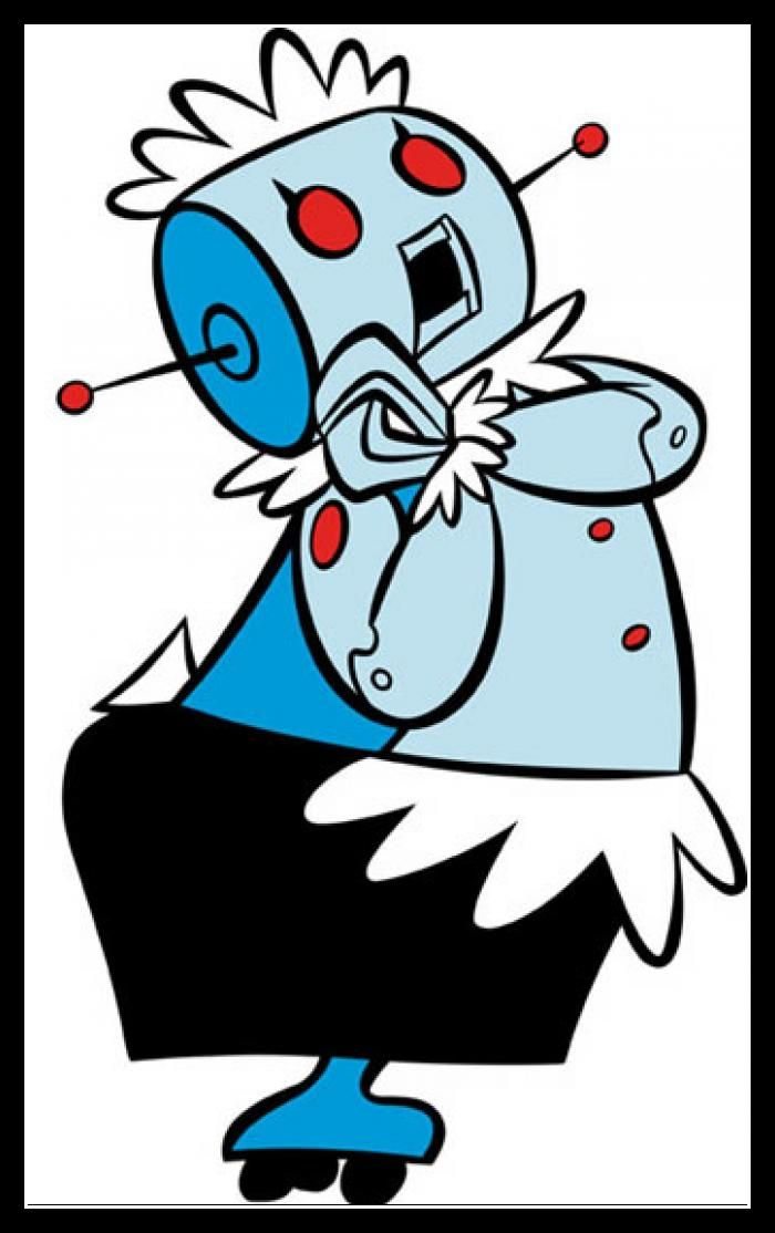 the jetsons | Related Pictures the jetsons rosie the robot costume for  humans .