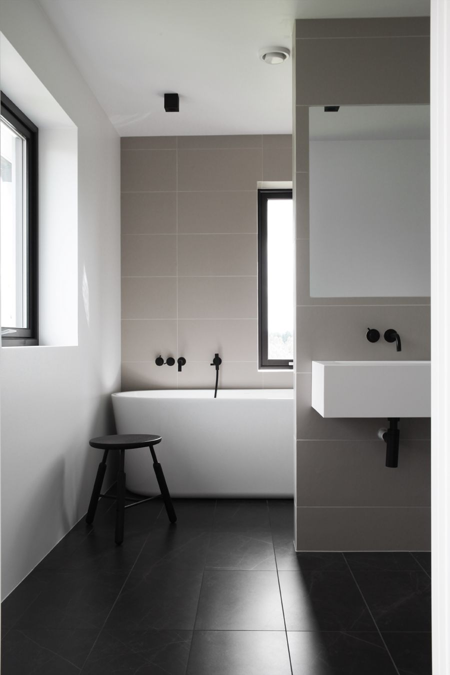 COCOON modern bathroom inspiration bycocoon.com | minimal | high ...