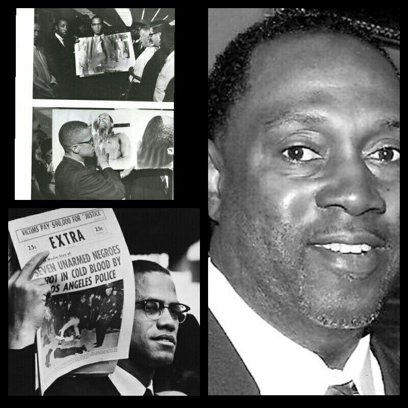 Malcolm X sur le racisme et les violences policières : 'Impossible pour un Noir de ne pas avoir de casier judiciaire'