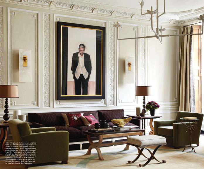 Emejing Interior Designer Paris Pictures - Joshkrajcik.us ...