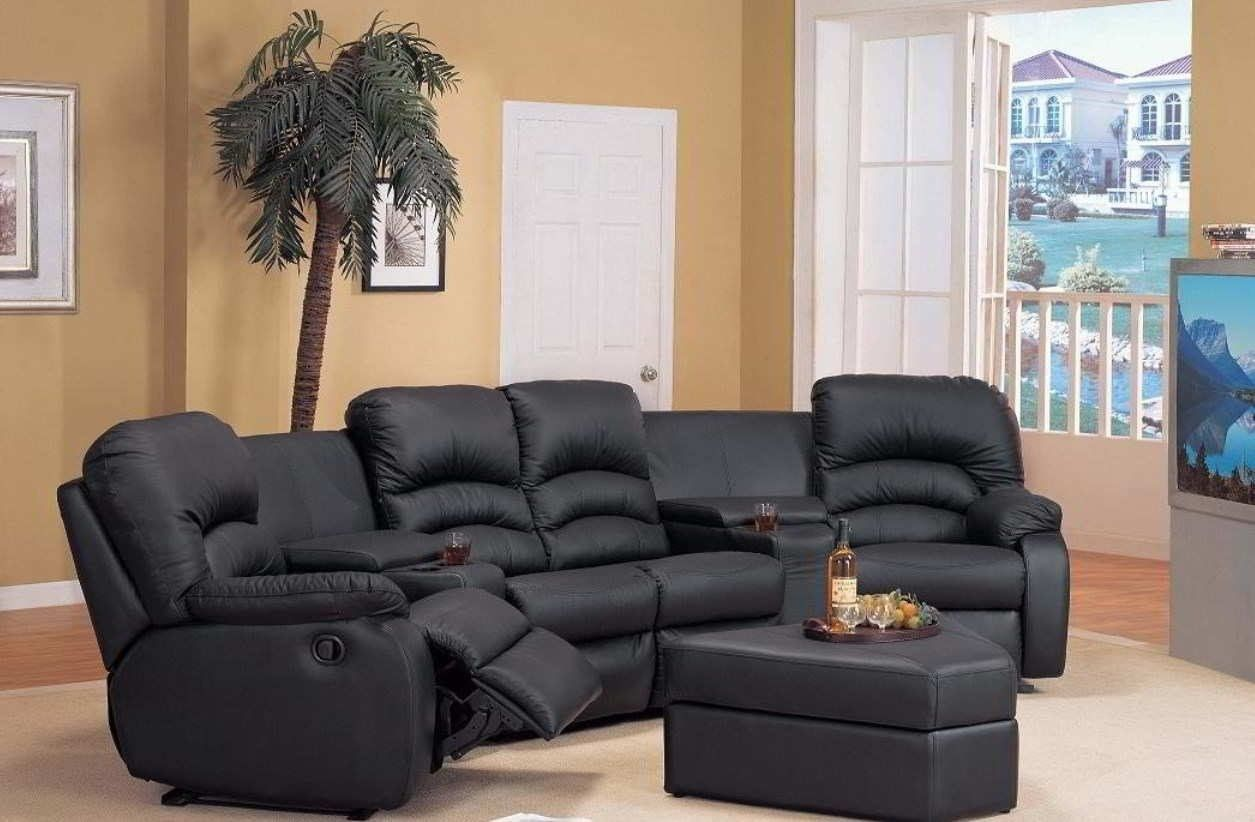 Decorative Small Sectional Sofa With Recliner Topsdecor Com In 2020 Sectional Sofa With Recliner Small Sectional Sofa Small Curved Sofa