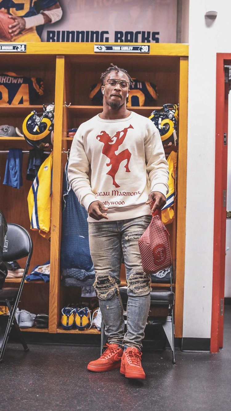 Todd Gurley Todd Gurley Fashion Second World