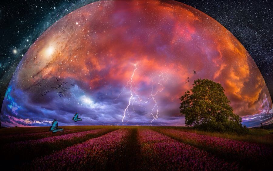 """Ramblings on Twitter: """"The universe is change; Our life is what our thoughts make it.  Marcus Aurelius Pic R Thomas https://t.co/nraCb1pzxt"""""""