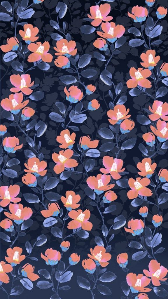 Get Cool Floral Phone Wallpaper HD 2020 by imgtopic.com