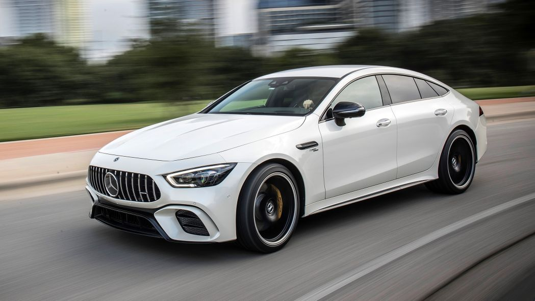 2020 MercedesAMG GT 53 fourdoor pricing announced