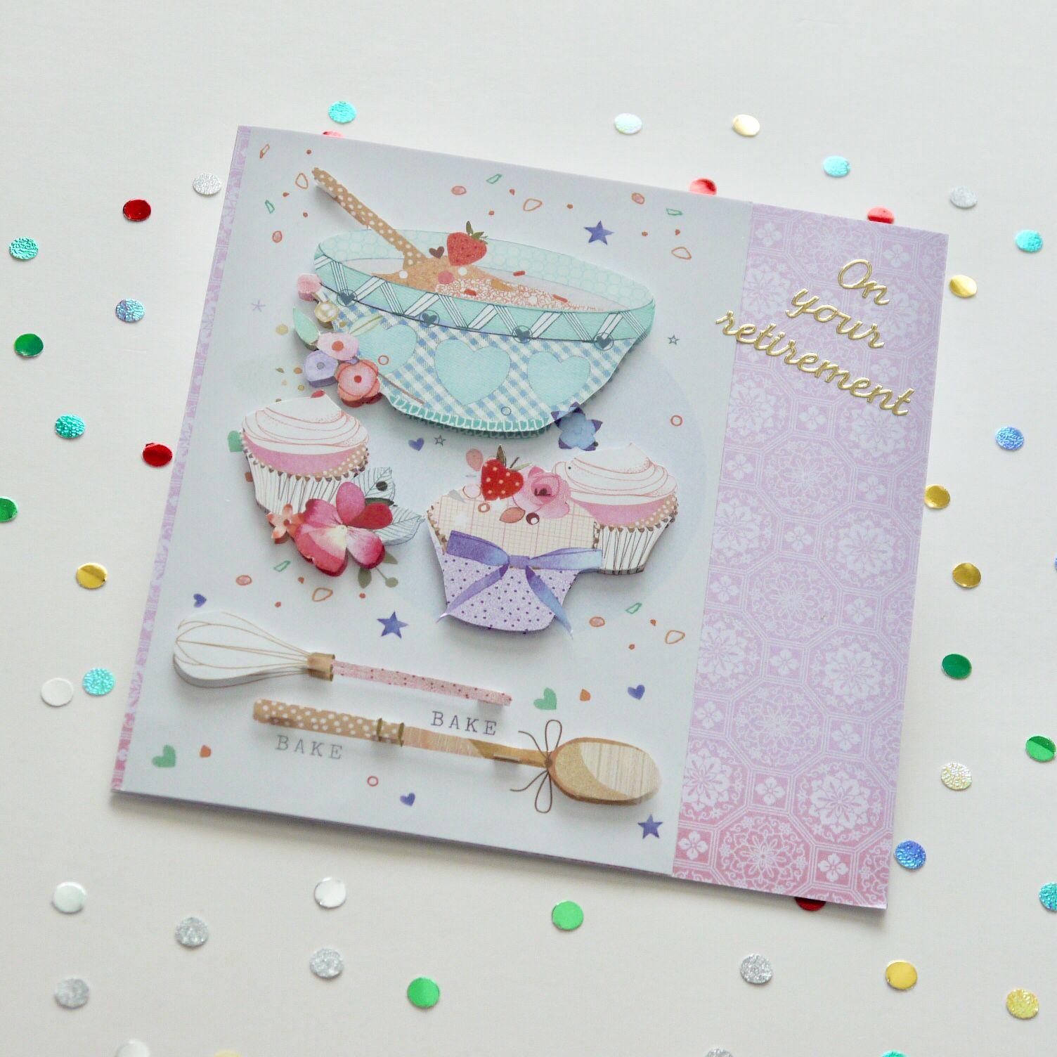 Personalised Handmade Retirement Card - Handmade Cards ... |Handmade Retirement Cards