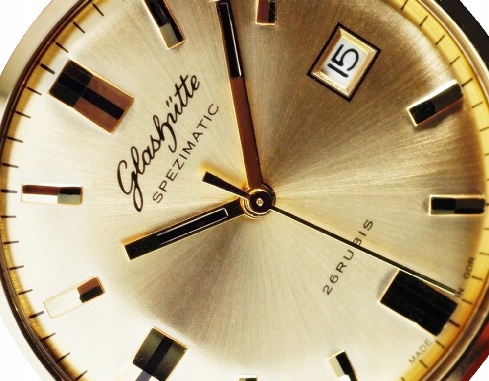 Ideal Glashutte Spezimatic 26 Rubis Automat Roz Xl 8761736668 Oficjalne Archiwum Allegro Rubi Ideal Clock
