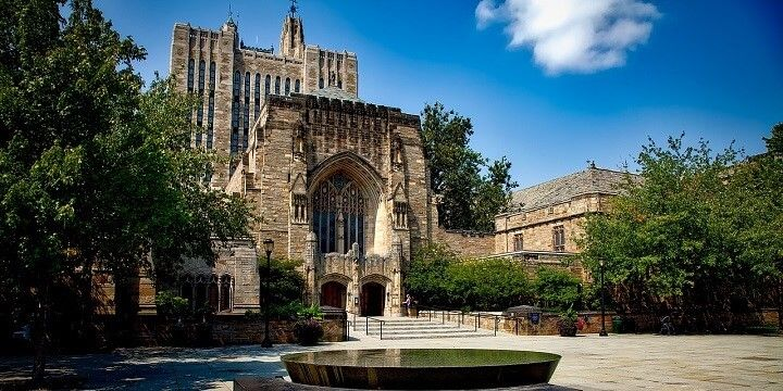 Yale, Connecticut, New England, USA