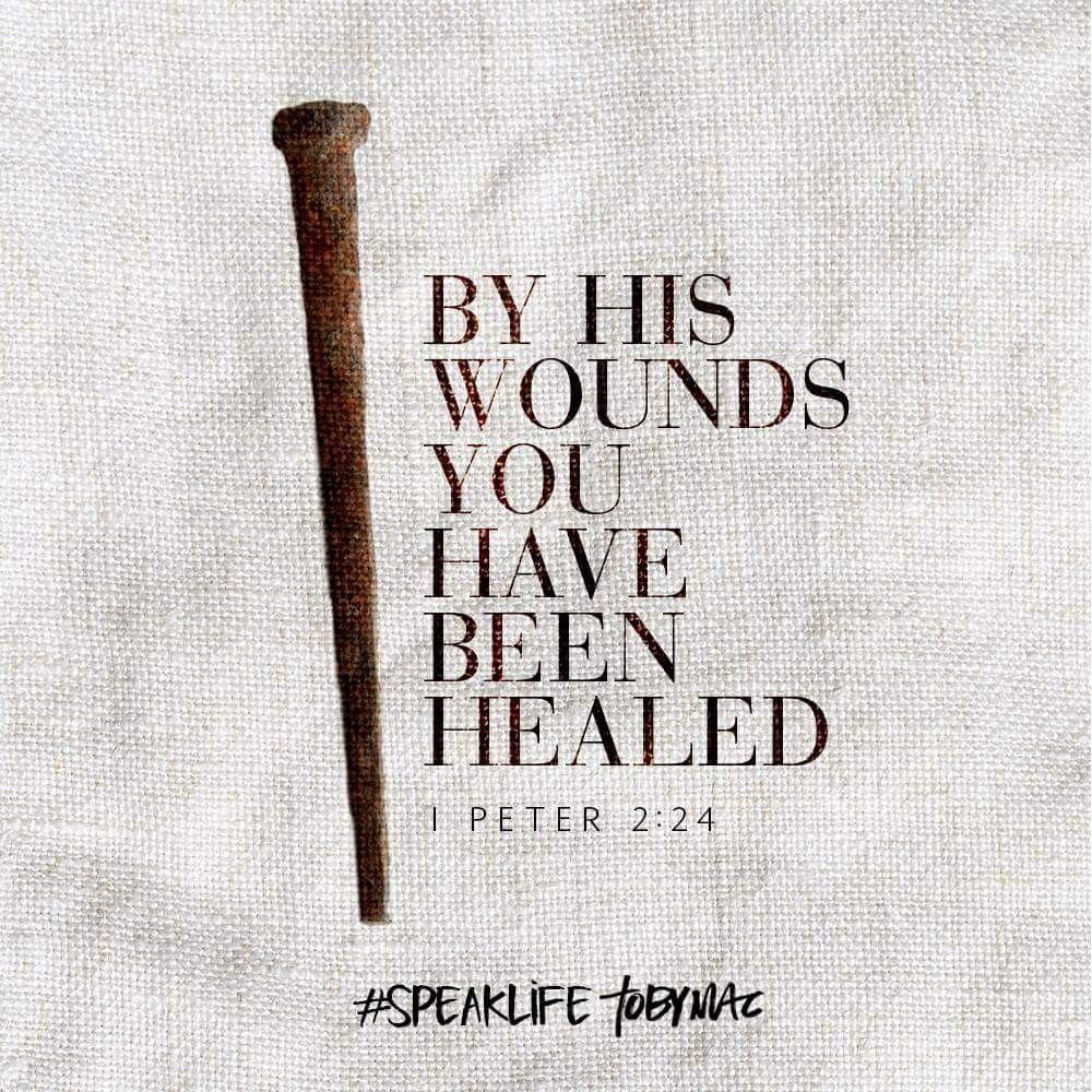 Toby Mac Speak Life Christian Quotes Healing Healing Scriptures