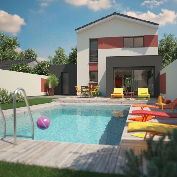 Modèle de maison Villa Sören -  Retrouvez tous les types de maison - faire une extension de maison