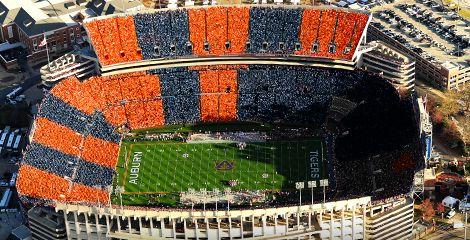 Official Athletics Site Of The Auburn Tigers Football Auburn