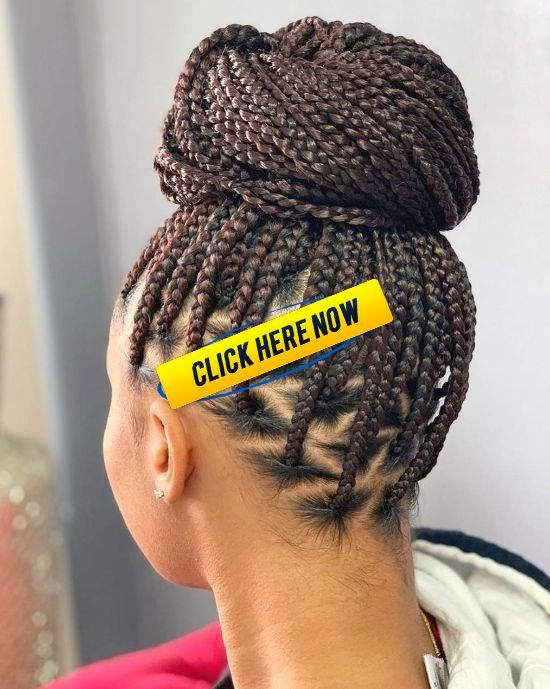 Braided Bun Hairstyles: A Guide to Perfection Curly Craze Braided Bun Hairstyl  Braided Bun Hairstyles: A Guide to Perfection Curly Craze Braided Bun Hairstyles: A Guide to Perfection | Curly Craze #bunshairstylesforblackwomen