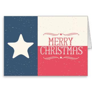 Texas flag christmas greeting card the lone star state texas texas flag christmas greeting card m4hsunfo