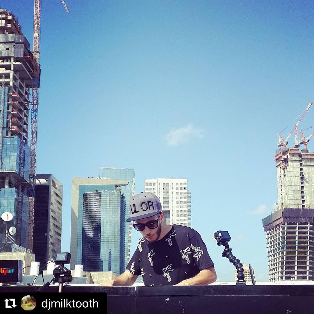 Filming cutting room Tel Aviv #Repost @djmilktooth with @repostapp.  Cutting Room x Tel Aviv in the making #telaviv #scratch #cuttingroom #djcity #telaviv #turntablism #djlilor #scratching #bpm #cuttin #cutting by djlilor http://ift.tt/1HNGVsC