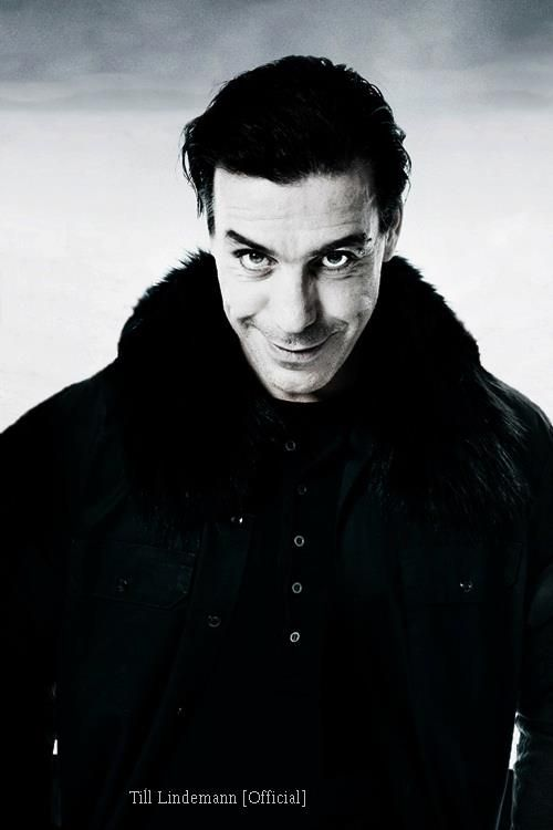 Till Lindemann - Rammstein - How we love it when you smile :o)