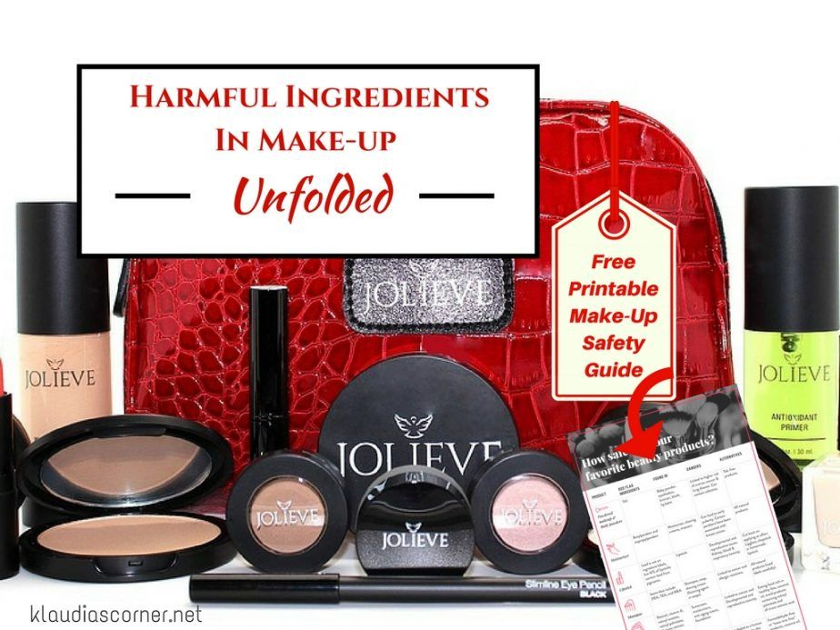 Harmful Ingredients In Makeup Unfolded How Safe Are Your