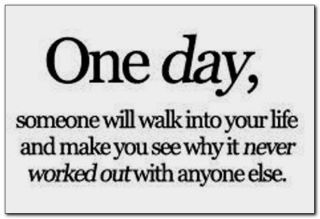 One day......