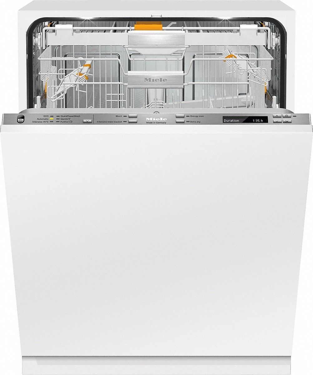 G 6895 Scvi Xxl K2o Fully Integrated Dishwasher Xxl With Knock2open And Fully Integrated Dishwasher Integrated Dishwasher Miele