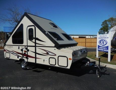 New 2018 Forest River Rockwood Hard Side A 122 S For Sale By