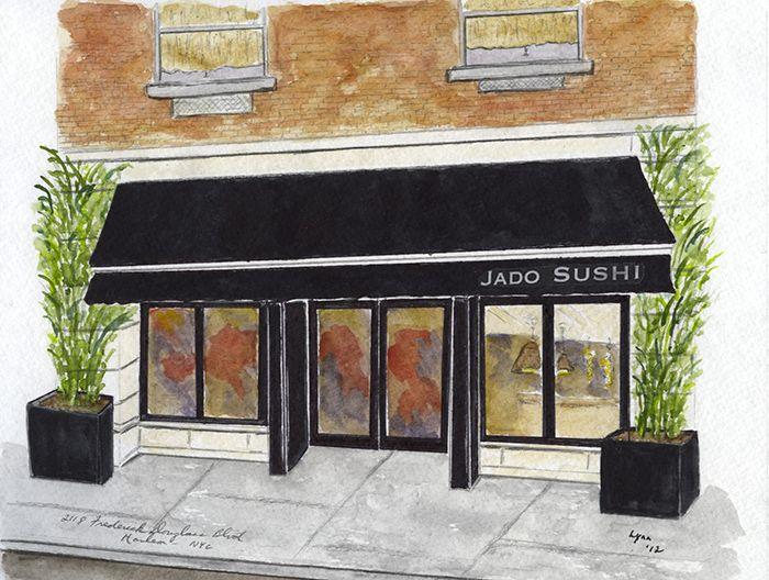 Jado Sushi and Wine Bar - Harlem