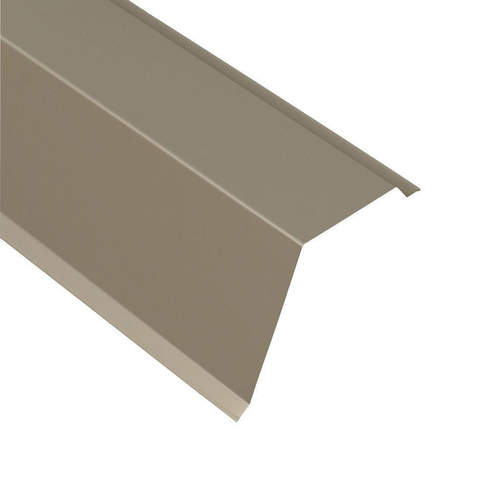 Best Metal Sales Gable Trim In Charcoal 4206017 In 2020 Gable 640 x 480