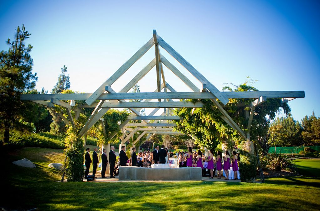 backyard wedding venues in orange county ca%0A FULLERTON COYOTE HILLS GOLF COURSE WEDDING PHOTOGRAPHER   Angela and Cedric  Photography