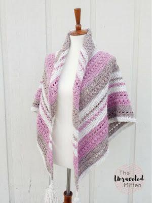 Crochet Patterns Crochet Patterns For Shawls Crochet Shawl