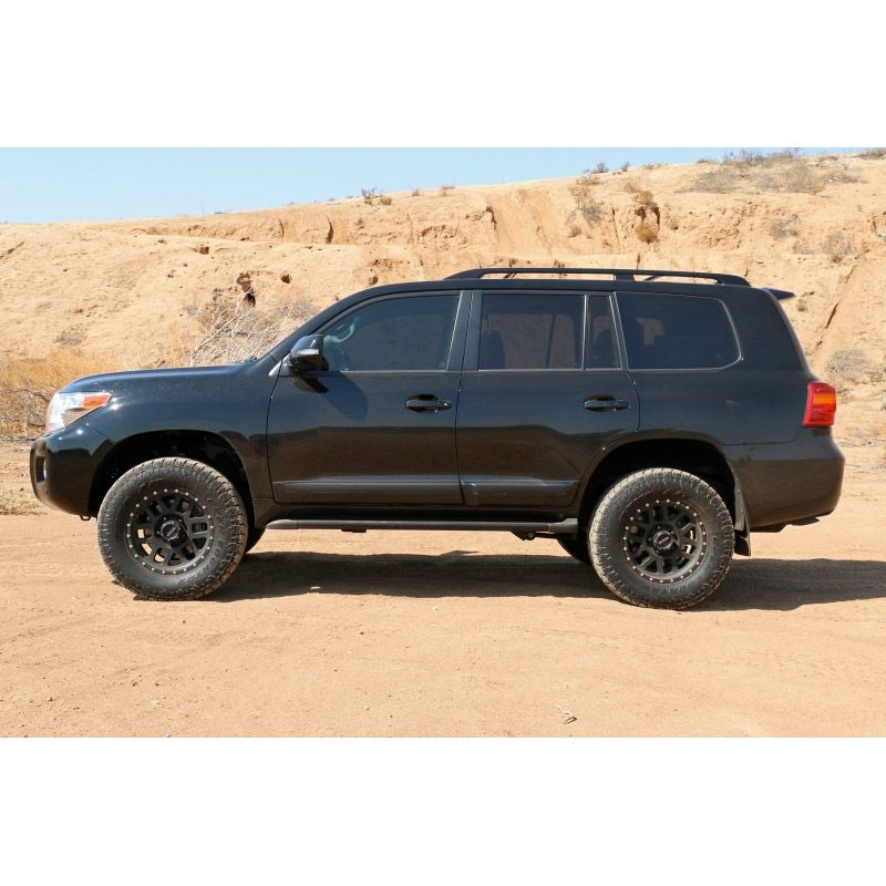 Icon Vehicle Dynamics 2008 Toyota Land Cruiser 200 Series Suspension System Poly Performance Land Cruiser 200 Land Cruiser Toyota Land Cruiser