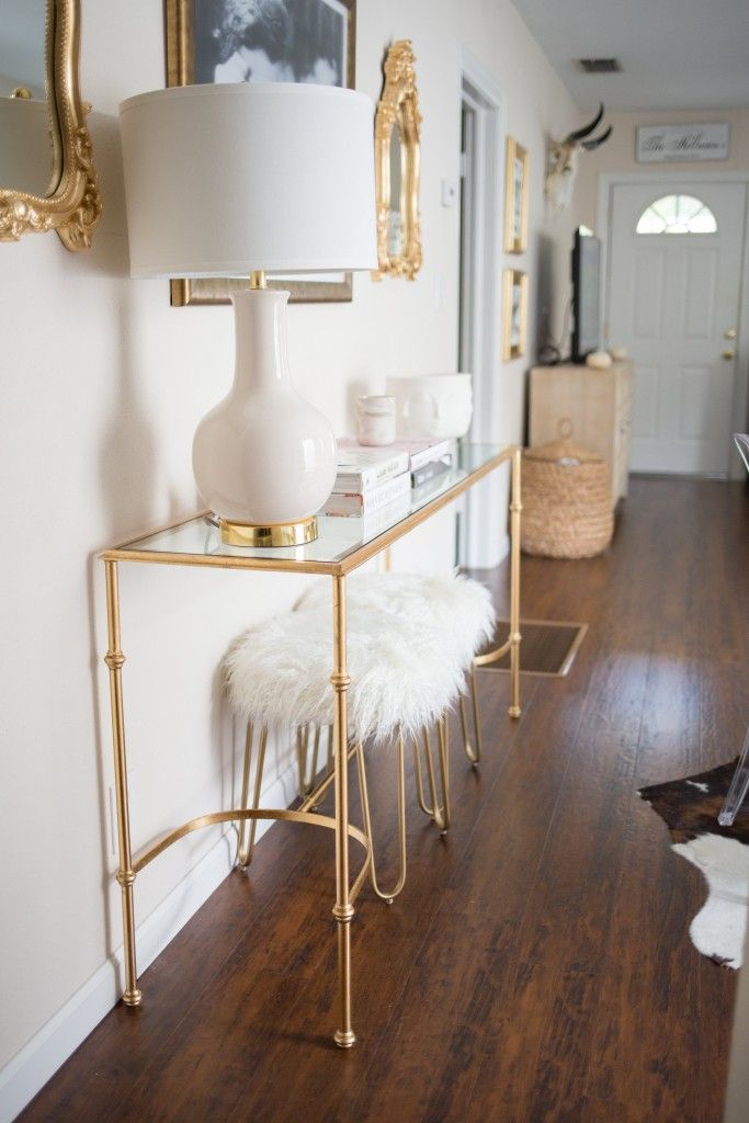 Photo of New Console Table | Chronicles of Frivolity