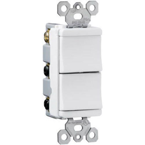 Pass Seymour Tm811wcc6 Decorator Combination Single Pole And Single Pole Easy Install White For More Informat Wire Switch Light Switch Wiring Light Switch