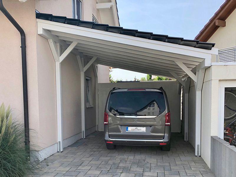 Carport Aus Holz Mit Pultdach Carport Holz Pultdach Anbau Gartenhaus