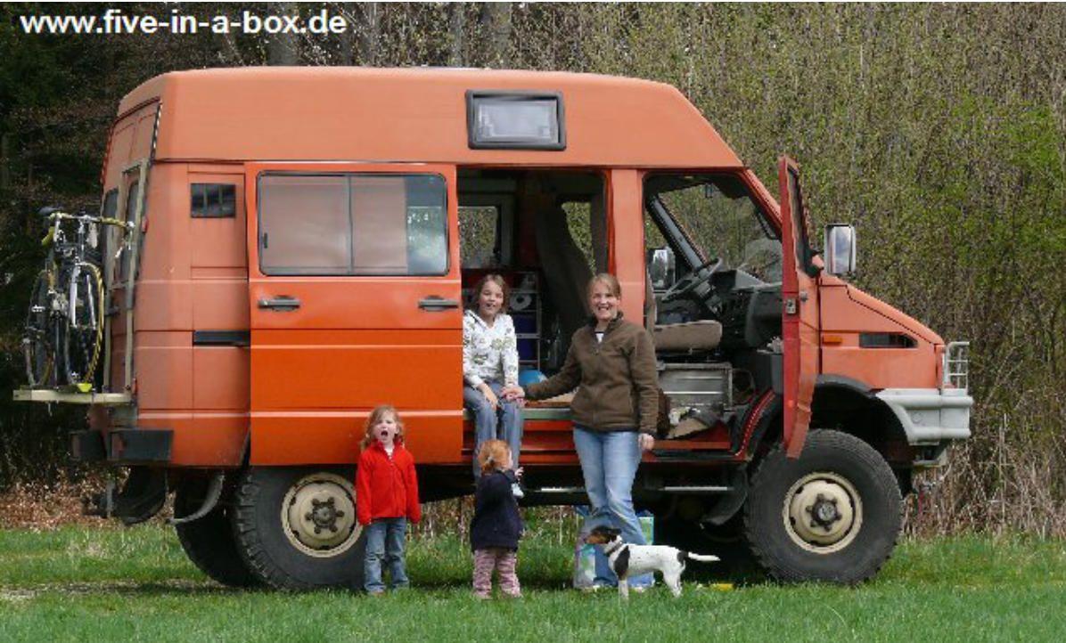 transporter kastenwagen 4x4 wohnmobil camper und camping. Black Bedroom Furniture Sets. Home Design Ideas
