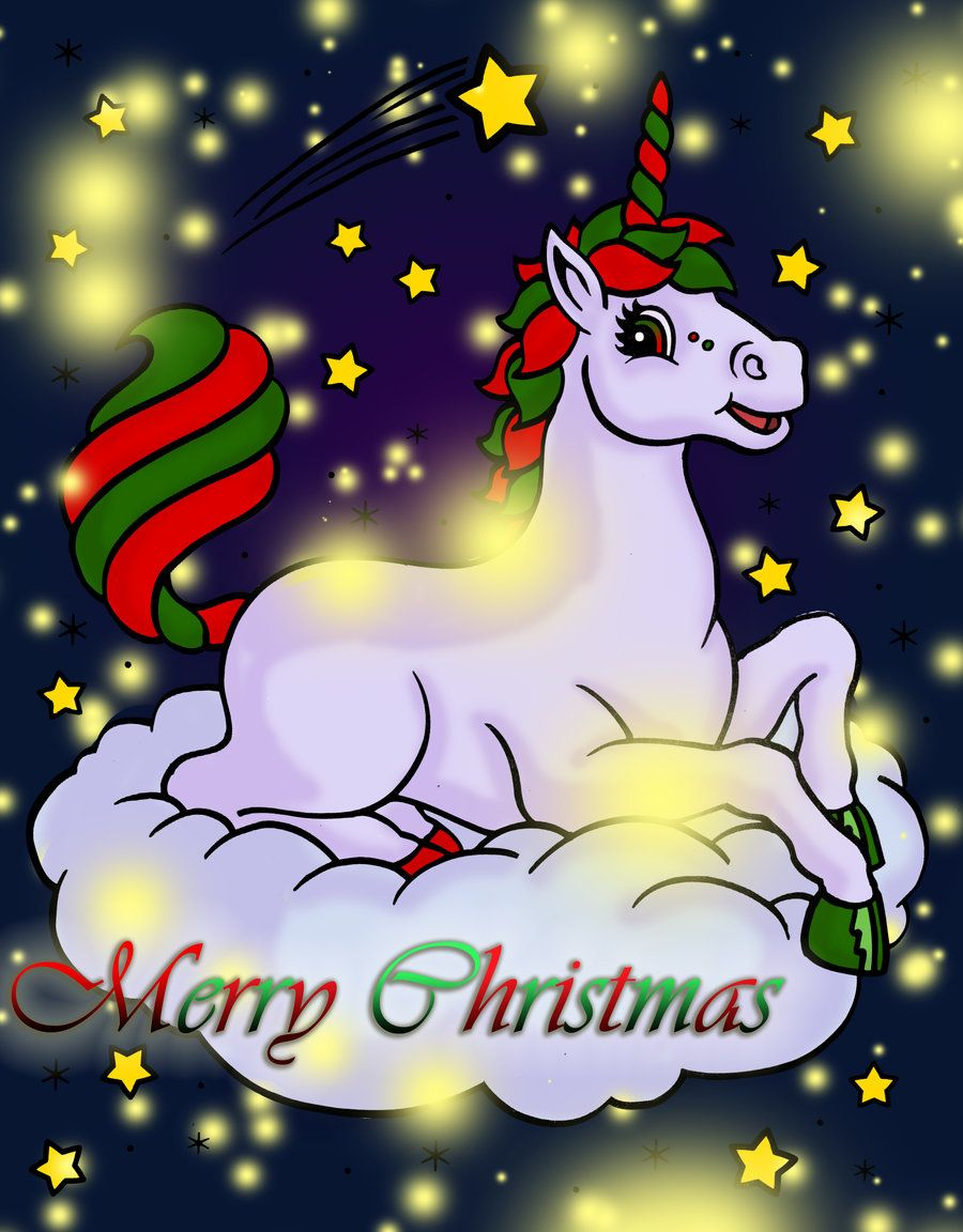 image result for merry christmas unicorns - Christmas Unicorn