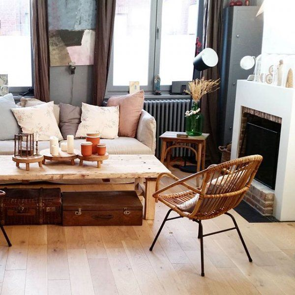 La décoration des Internautes #Novembre | Living rooms, Salons and ...