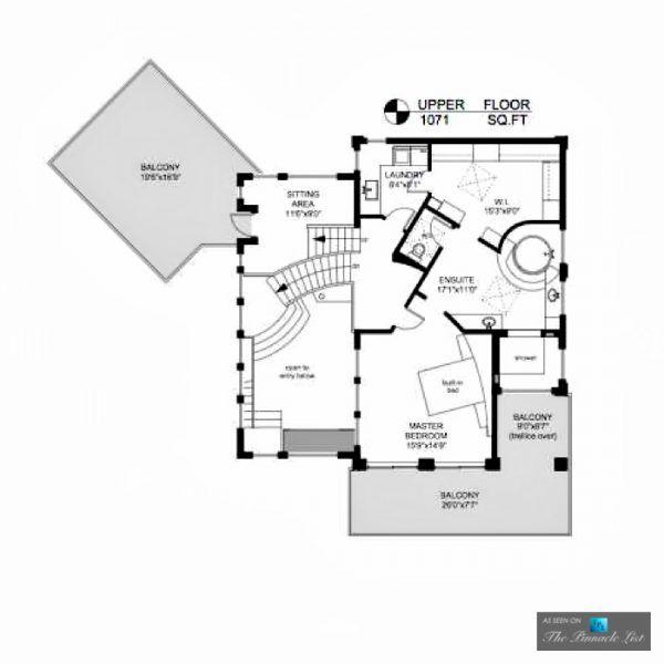 Floor Plans U2013 Armada House Luxury Residence U2013 Arbutus Rd, Victoria, BC,  Canada