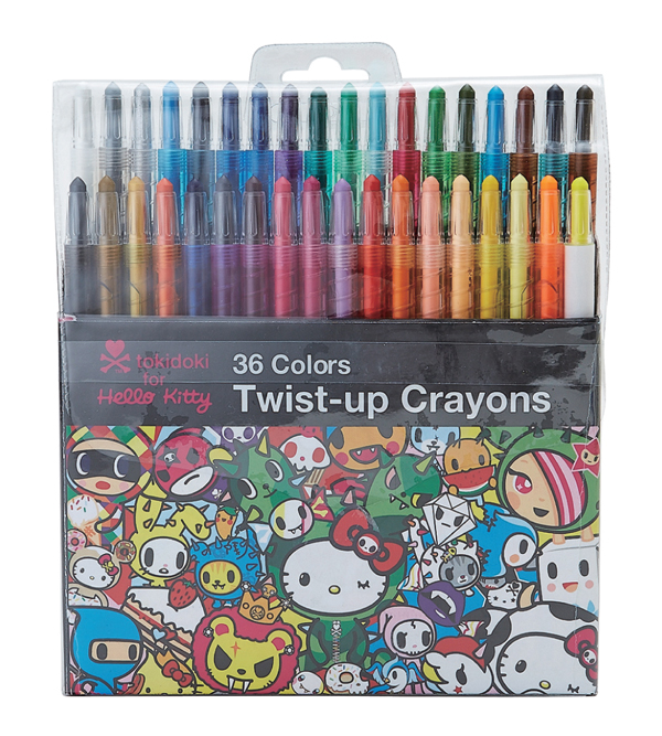 a2ff736df Tokidoki Twist Up Crayon – Afryl's Accessories Sanrio Store, Sanrio  Characters, Beautiful, Mixed
