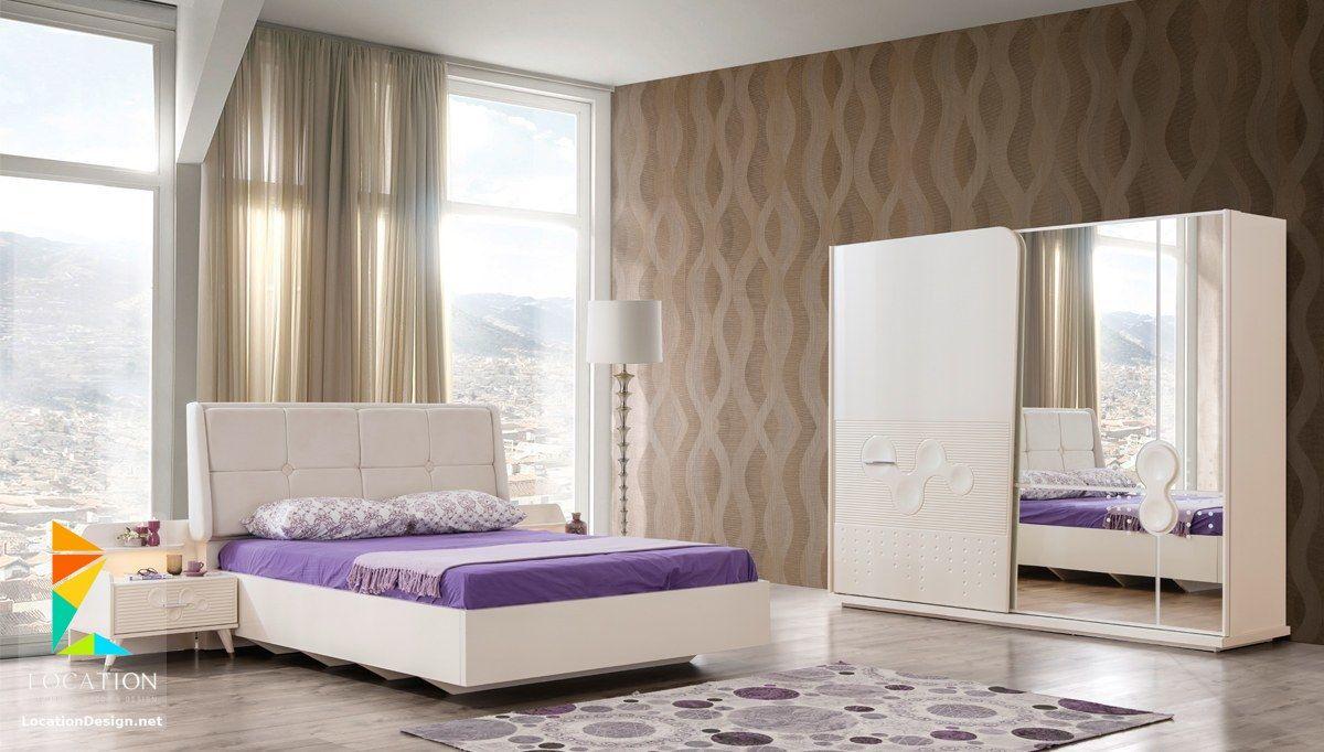 أرقي تصميمات غرف نوم العرسان بأحدث افكار الديكور الجديد لغرف النوم في تصميمات مميزة وجذابة لكل المقبلين علي الزواج وتشطيب غرف النوم Home Decor Furniture Home
