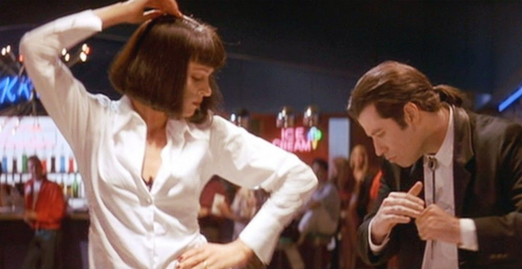 The 50 best songs from movies | Treble | Pulp fiction, Movie scenes, Fiction