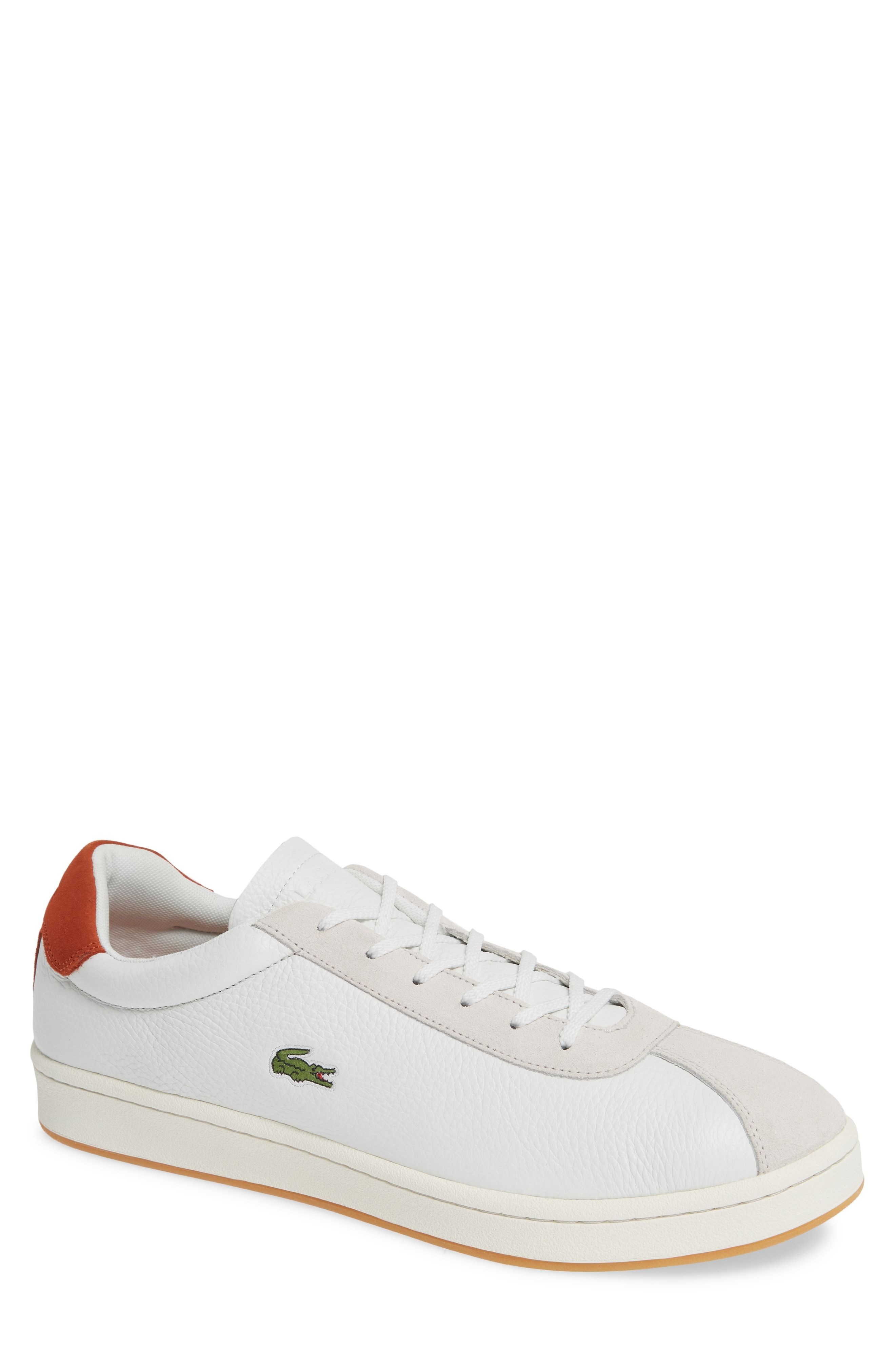 caae784856455 LACOSTE MASTERS 119 SMA SNEAKER.  lacoste  shoes