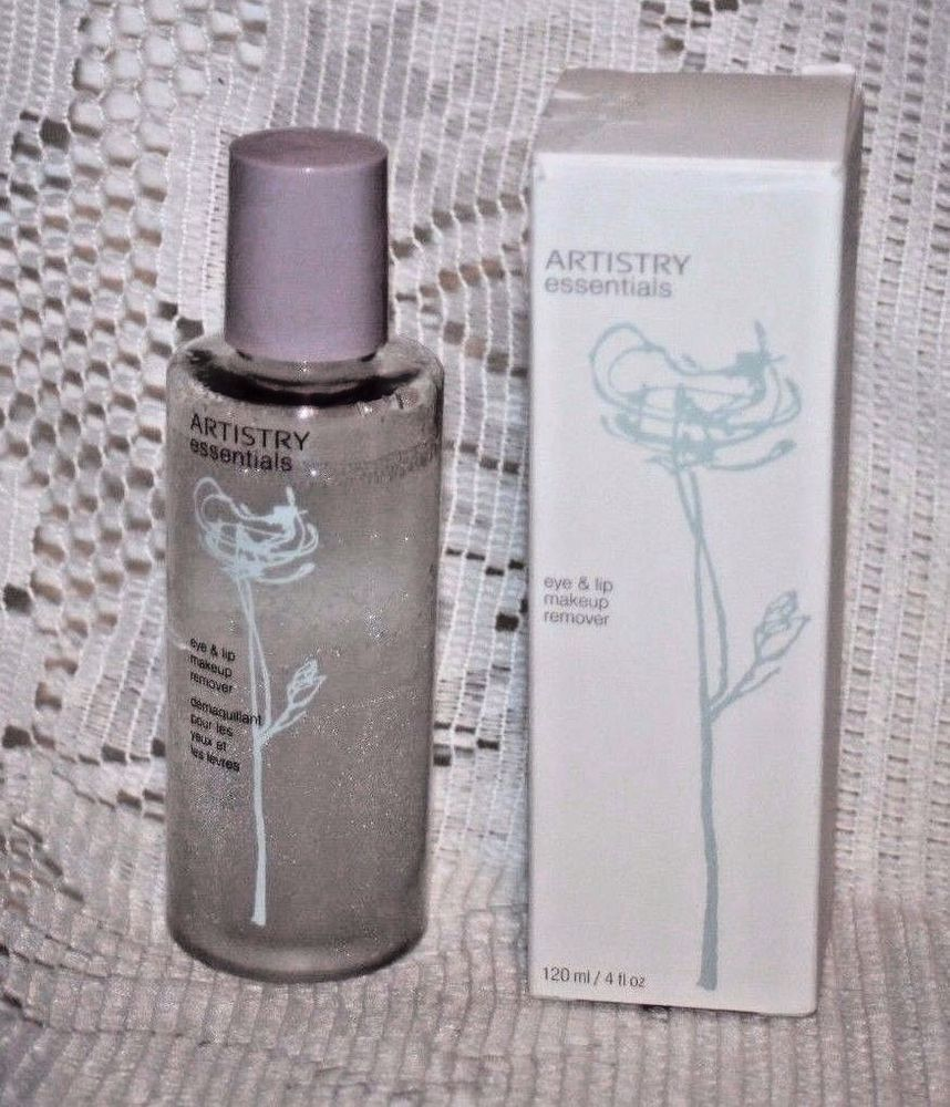 Amway Artistry Essentials Eye & Lip Makeup Remover 4 fl. oz 2 Z P S #Amway