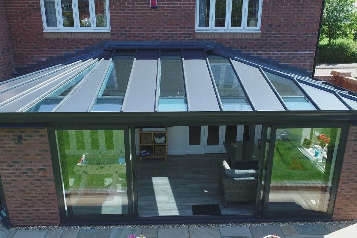 Inspiration Gallery Ultraframe Conservatory Roofs In 2020 Conservatory Roof Summer House Garden House Extension Design