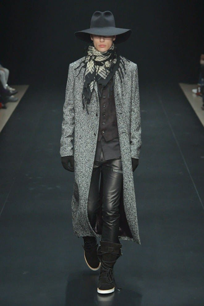 Ato Fall Winter 2015 Otoño Invierno #Trends #Tendencias #Menswear #Moda Hombre Mercedes Benz Fashion Week Tokyo  M.F.T.