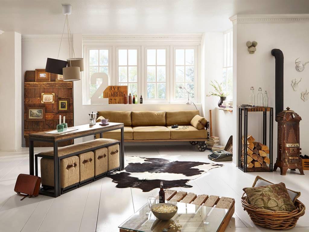 Industrie Look Möbel möbel industrie look startseite sofa industrial look industrie
