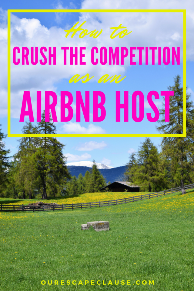 "Ready to ""wow"" your guests as an Airbnb host? Click here to learn how."