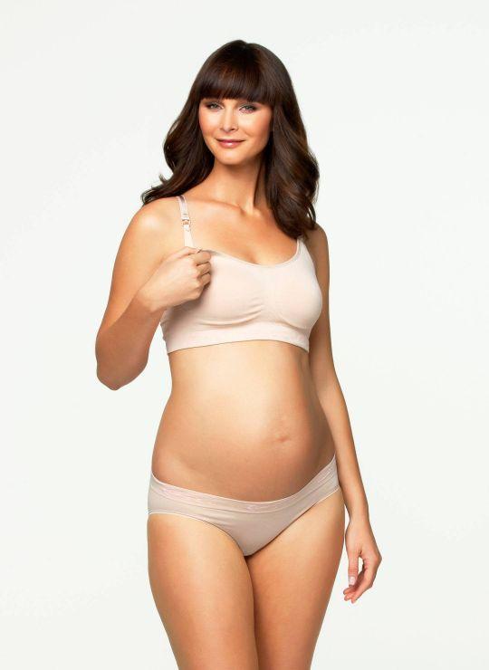 fa1031241d1 Cake Cotton Candy Nude Nursing Bra- Yummy Mummy Lingerie  http   yummymummylingerie.