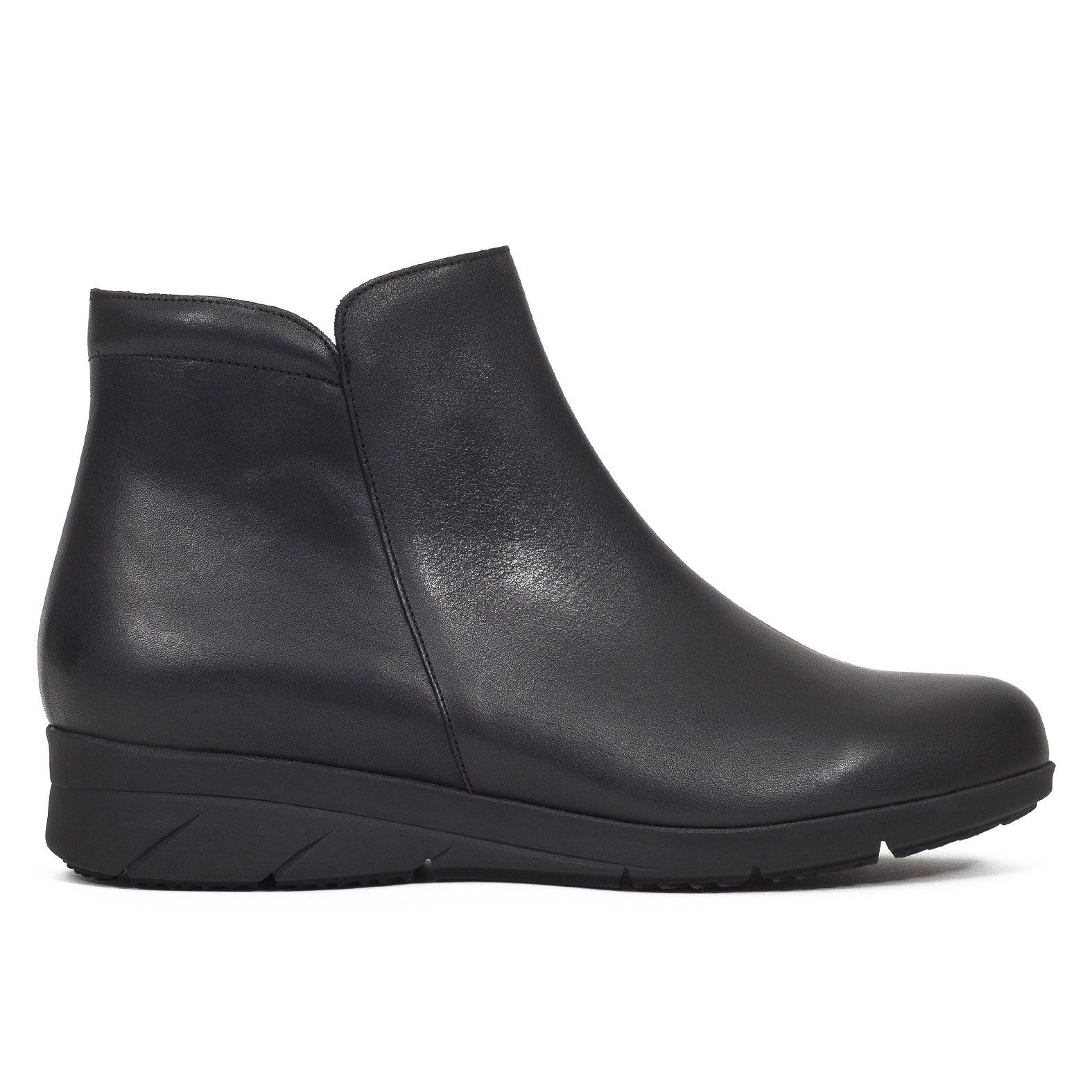f23b7585cb9 Botín de mujer cómodo negro YOGA – miMaO made in Spain – miMaO ShopOnline