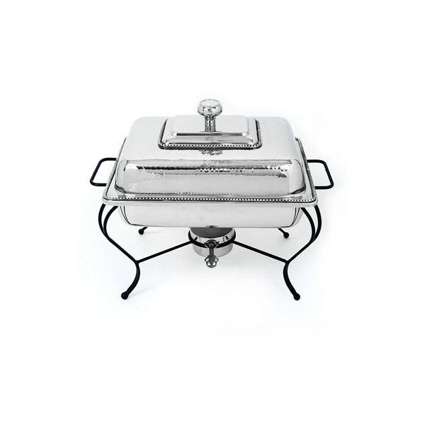Star Home Designs 6-Quart Rectangular Chafing Dish ($375) ❤ liked ...