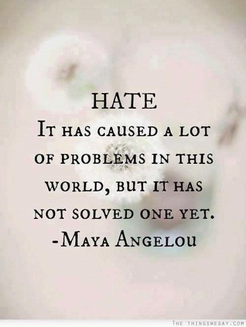 World Peace Quotes One Of My Role Models  Warm Ups  Pinterest  Role Models Maya .