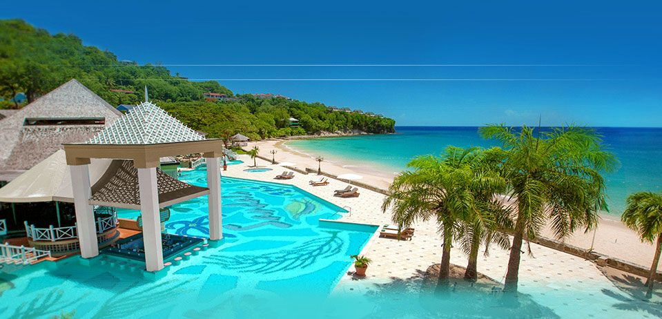 All Inclusive Caribbean Resorts Vacation Packages Deals Specials For Weddings More